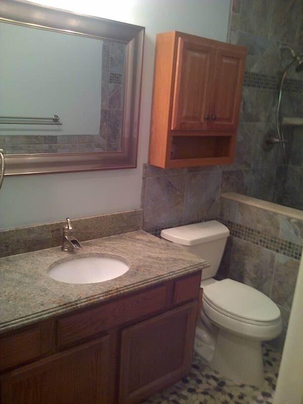 Bathroom remodel tampa for Bathroom renovation tampa